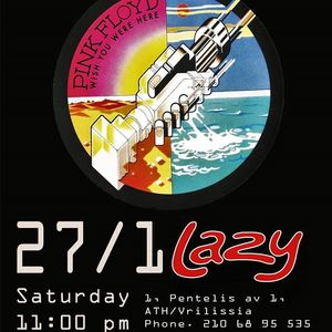 Backtrackin' -  Pink Floyd Tribute band Athens
