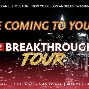 The Breakthrough Tour by Spreading His Love