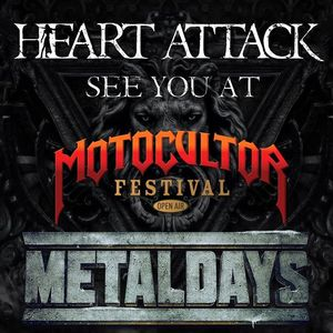 Heart Attack ( Metal Cannes )