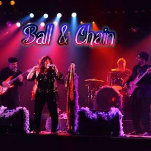 Ball & Chain: The Janis Joplin Concert Experience