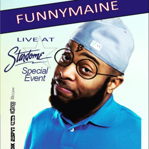 Jermaine Funnymaine Johnson