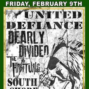 Dearly Divided
