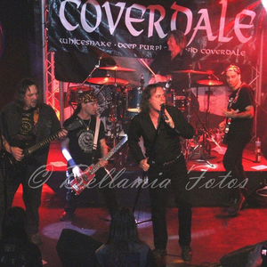 Coverdale - Whitesnake/Deep Purple Mk3 Tribute
