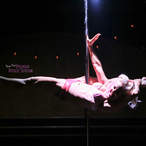 Tonya Kay's Pinup Pole Show