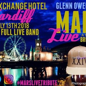 MARS Live By Glenn Owen
