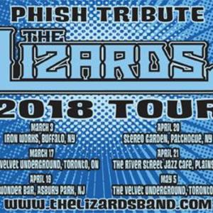 The Lizards, Phish Tribute