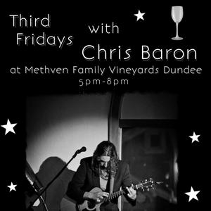 Chris Baron Music