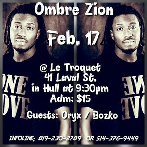 Ombre Zion Official