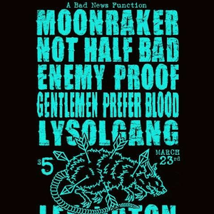 Gentlemen Prefer Blood