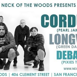 Corduroy - A Pearl Jam Tribute Band