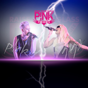 Pink Tribute Raise Your Glass