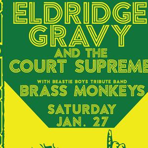Brass Monkeys - Beastie Boys Tribute