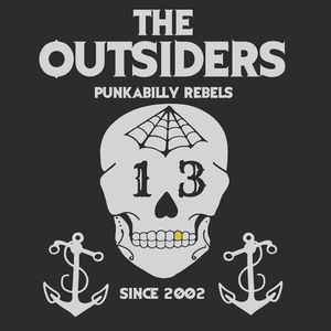 THE OUTSIDERS PUNKABILLY REBELS