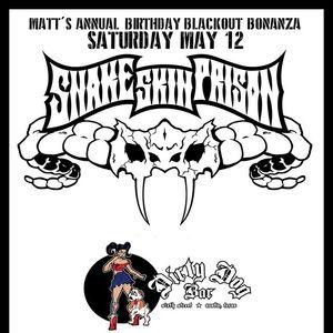 Snake Skin Prison
