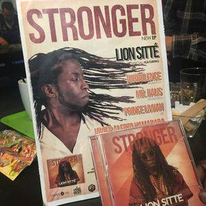 Lion Sitte