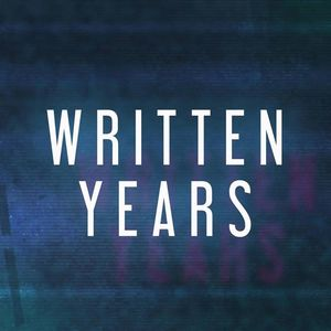 The Written Years