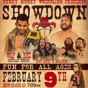 Funky Munky Wrestling