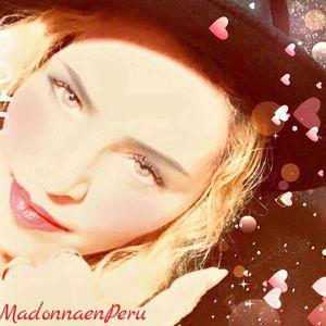 Madonna en Peru