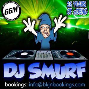 DJ Smurf (Geordie Gabba Mafia). Newcastle, England