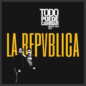 La República rock latino