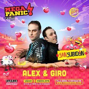 Alex y Giro
