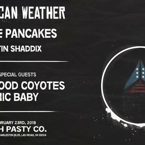We Are Pancakes.