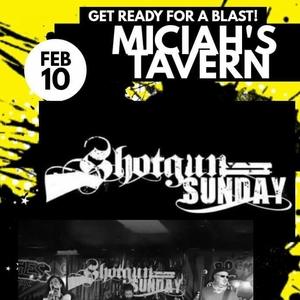 Shotgun Sunday