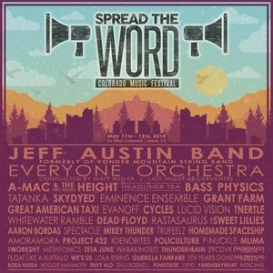 Spread The Word Music Festival