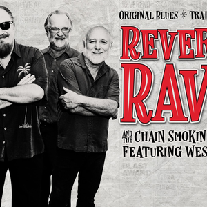 Reverend Raven & The Chain Smokin Altar Boys
