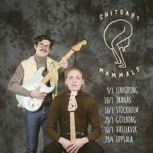 Shitbaby Mammals