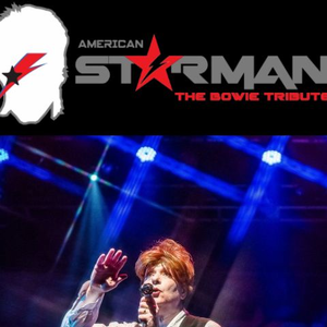 STARMAN: The BOWIE Tribute
