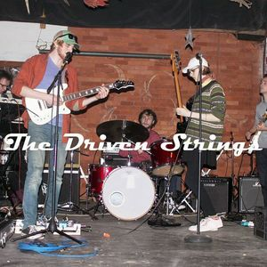 The Driven Strings