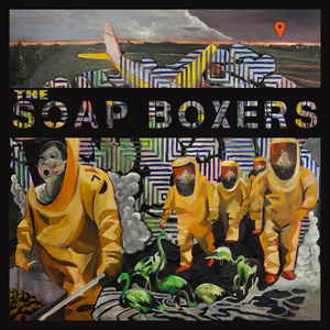 The Soap Boxers