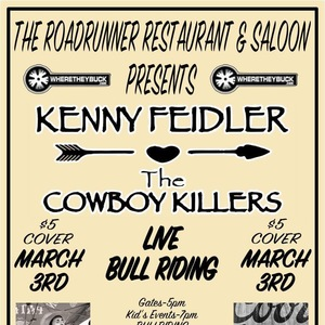 Kenny Feidler and The Cowboy Killers