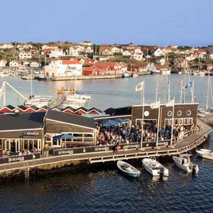 Restaurang Seaside på Björkö