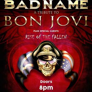 Bad Name A Tribute to Bon Jovi
