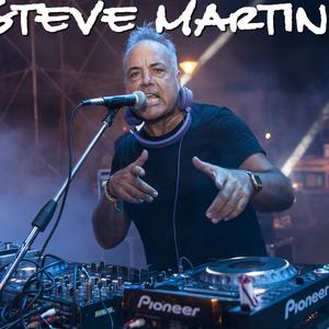 steve martin DJ