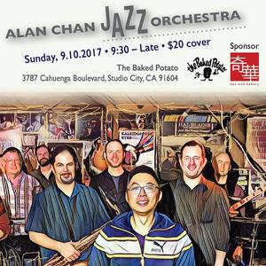 Alan Chan Jazz Orchestra & Moo-sic+