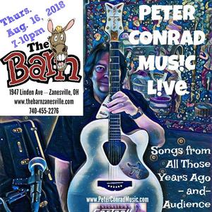 Peter Conrad Music
