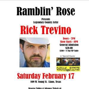 Rick Trevino (Official)