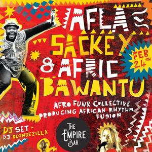 Afla Sackey & Afrik Bawantu