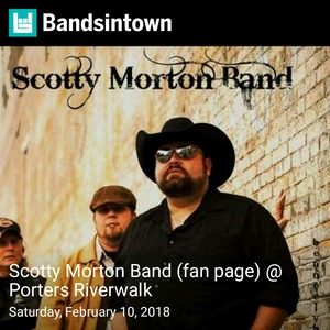 Scotty Morton Band (fan page)