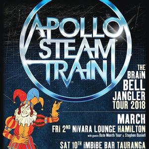 Apollo SteamTrain