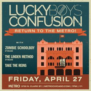 Lucky Boys Confusion