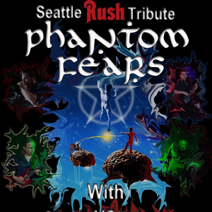 Phantom Fears - A Tribute to Rush