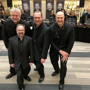 THREE MEN and a TENOR