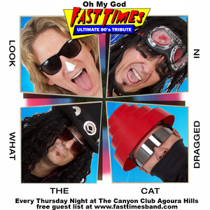 Fast Times (80's tribute)