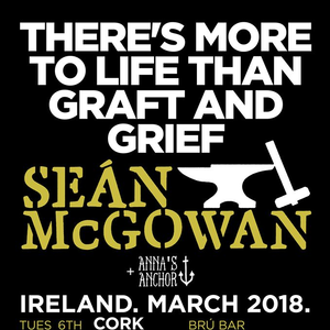 Seán McGowan Music UK