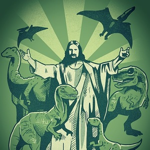 Jesus & The Dinosaurs