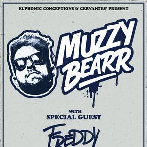 Muzzy Bearr